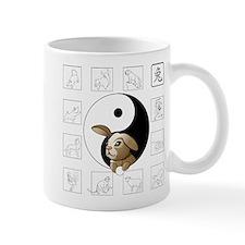 Rabbit Zodiac Small Mug