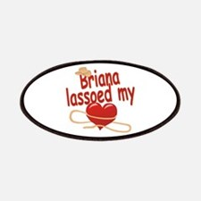 Briana Lassoed My Heart Patches