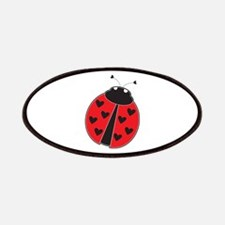 Lady Bug Patches