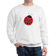 Lady Bug Sweatshirt