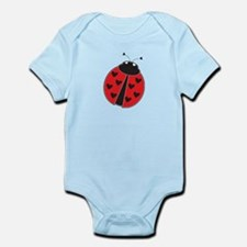 Lady Bug Infant Bodysuit
