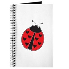 Lady Bug Journal