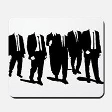 Anonymous Suits 2 Mousepad