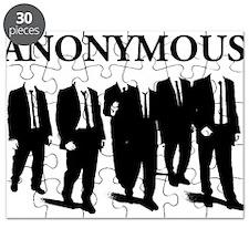 Anonymous Suits 3 Puzzle