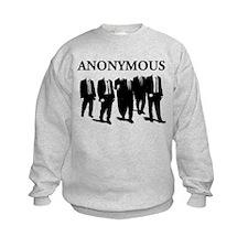Anonymous Suits 3 Sweatshirt