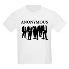 Anonymous Suits 3 T-Shirt