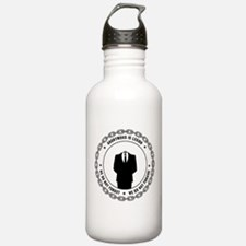 Anonymous Seal 1 Water Bottle