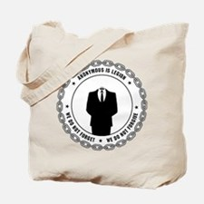 Anonymous Seal 1 Tote Bag