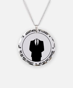 Anonymous Seal 1 Necklace