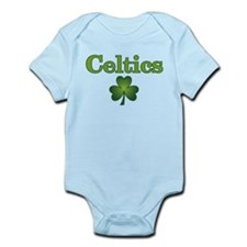 Celtics Infant Bodysuit