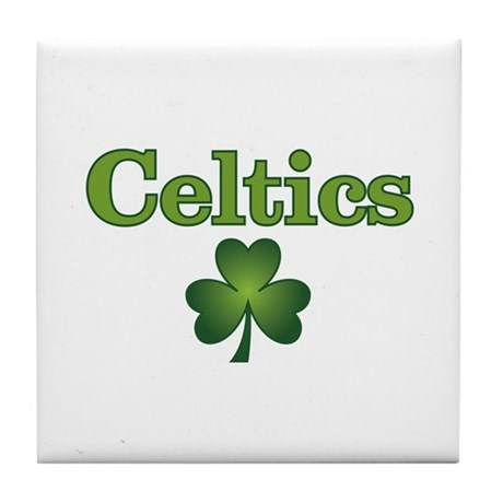 Celtics Tile Coaster