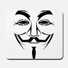 Anonymous Mask Mousepad