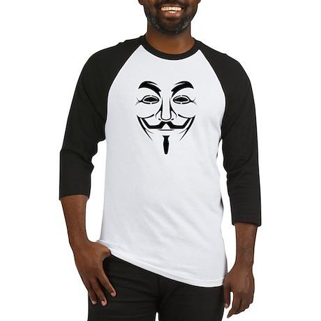 Anonymous Mask Baseball Jersey