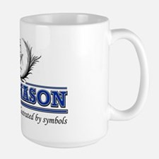 Masonic Collegiate Large Mug