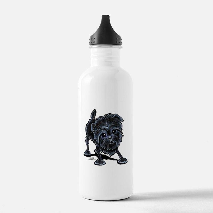 Affenpinscher Lover Water Bottle