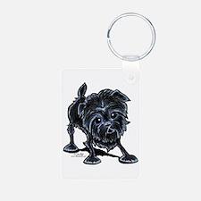 Affenpinscher Lover Keychains