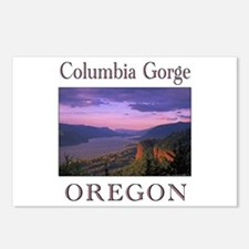 Cute Columbia gorge Postcards (Package of 8)