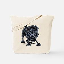 Affenpinscher Lover Tote Bag