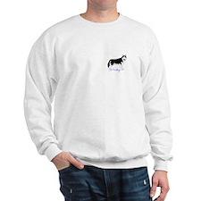 Funny Pull over Sweatshirt