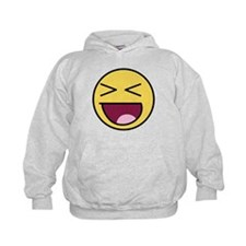 Awesome Face Laugh Hoodie