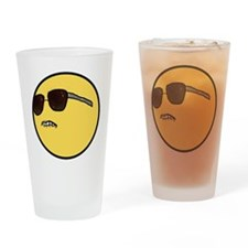 Awesome Face Dat Ass Drinking Glass