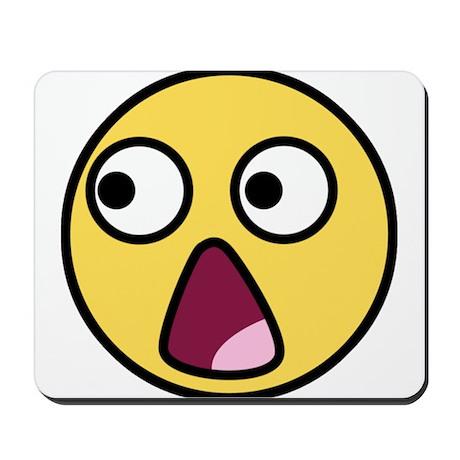 Aswome Face Shock Mousepad