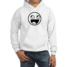 Awesome Face Stencil Hoodie