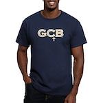 GCB Men's Fitted T-Shirt (dark)