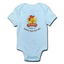 Mr. Cluck's Infant Bodysuit