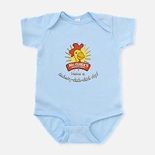 Mr. Cluck's Infant Bodysuit