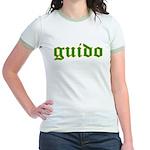 Guido Jr. Ringer T-Shirt