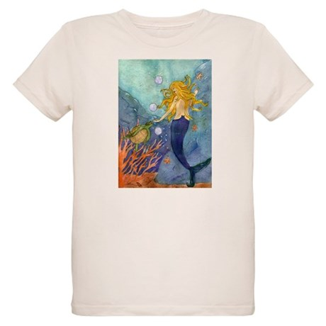 A Chance Encounter Turtle & M Organic Kids T-Shirt