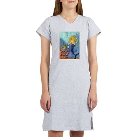 A Chance Encounter Turtle & M Women's Nightshirt