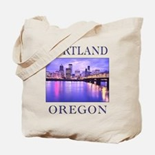 Cute Portland oregon Tote Bag