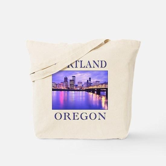 Unique Portland Tote Bag