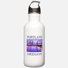 Cute Portland oregon Water Bottle