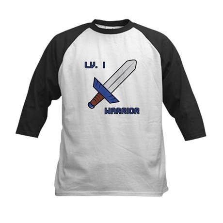 Level 1 Warrior Kids Baseball Jersey