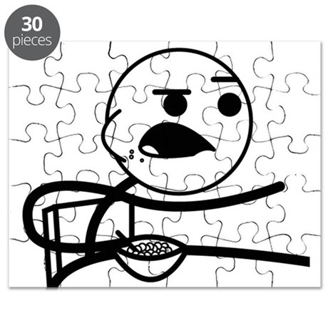 Cereal Guy 1 Puzzle