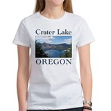 Crater lake Women's T-Shirt