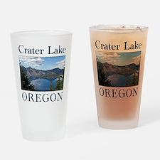 Funny Oregon Drinking Glass
