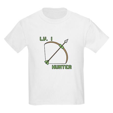 Level 1 Hunter Kids Light T-Shirt