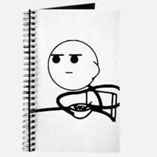 Cereal Guy Squint Journal