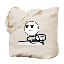 Cereal Guy Squint Tote Bag