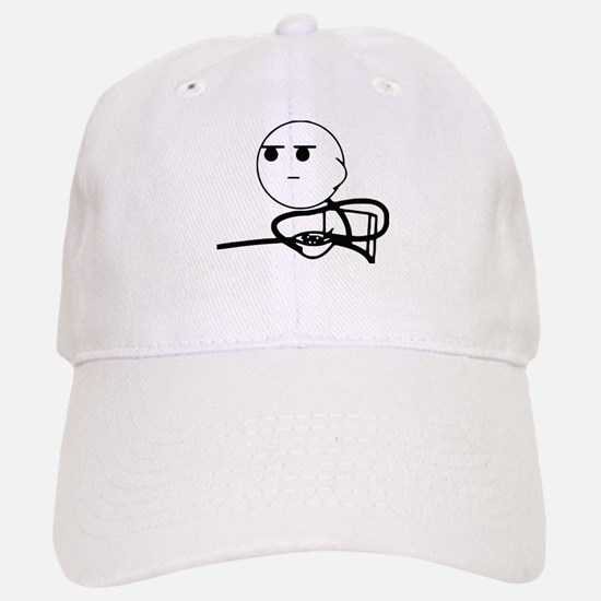 Cereal Guy Squint Baseball Baseball Cap