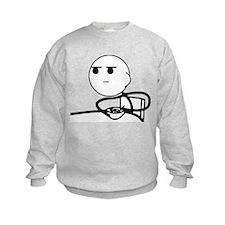 Cereal Guy Squint Sweatshirt