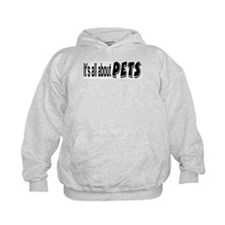 All About Pets Hoodie