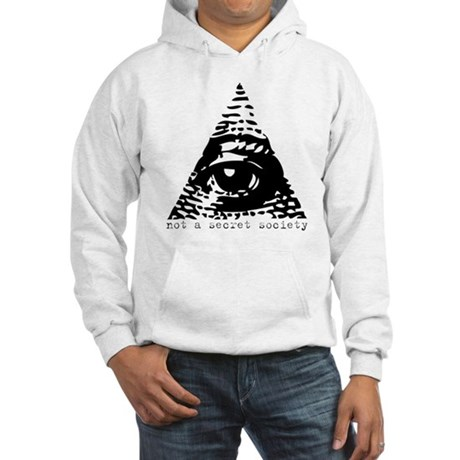 Symbolic Hooded Sweatshirt