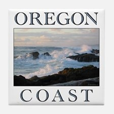 Funny Pacific northwest Tile Coaster