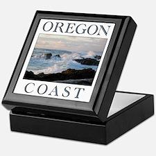 Funny Oregon Keepsake Box