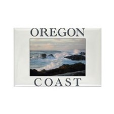 Cute Pacific northwest Rectangle Magnet